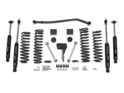 RBP 4 in. Suspension Lift Kit w/ Shocks (07-18 Jeep Wrangler JK 2 Door)