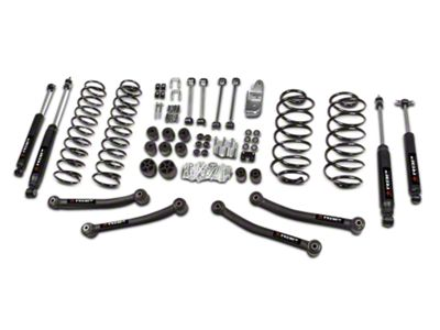 RBP 4 in. Suspension Lift Kit w/ Shocks (97-06 Jeep Wrangler TJ)