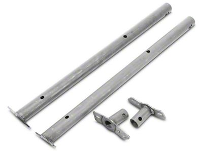 Poison Spyder Heavy Duty Header Bar Kit (97-06 Jeep Wrangler TJ)