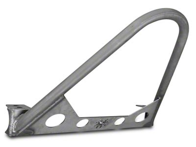 Poison Spyder Trail Stinger - Bare Steel (87-95 Jeep Wrangler YJ)