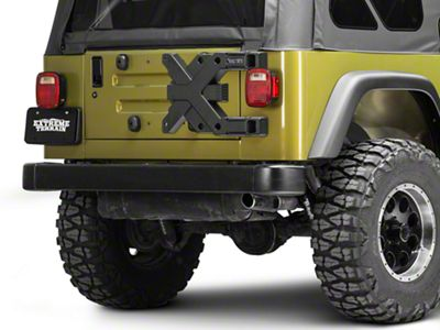 Rugged Ridge Spartacus HD Tire Carrier Hinge Casting (97-06 Jeep Wrangler TJ)