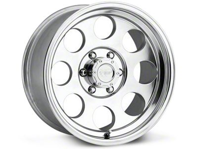 Pro Comp Series 1069 Polished Wheels (07-18 Jeep Wrangler JK; 2018 Jeep Wrangler JL)