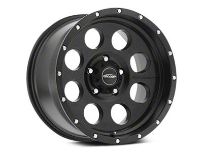 Pro Comp Wheels Alloy Series 45 Proxy Satin Black Wheels (07-18 Jeep Wrangler JK)