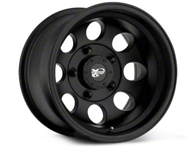 Pro Comp Wheels Alloy Series 7069 Flat Black Wheels (07-18 Jeep Wrangler JK)