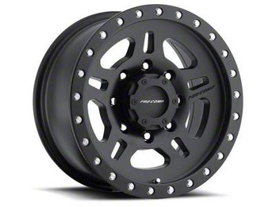 Pro Comp Wheels La Paz Series 5029 Black Wheels (07-18 Jeep Wrangler JK)