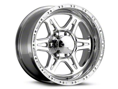 Raceline Renegade Polished Wheels (07-18 Jeep Wrangler JK; 2018 Jeep Wrangler JL)