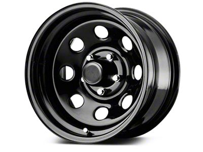 Pro Comp Steel Series 97 Gloss Black Wheels (07-18 Jeep Wrangler JK; 2018 Jeep Wrangler JL)