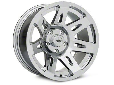 Rugged Ridge XHD Aluminum Chrome Wheels (07-18 Jeep Wrangler JK; 2018 Jeep Wrangler JL)