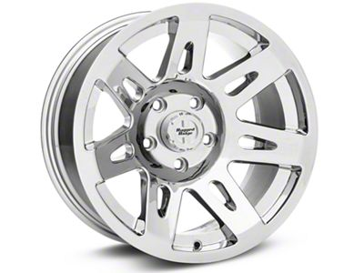 Rugged Ridge XHD Aluminum Silver Wheels (07-18 Jeep Wrangler JK; 2018 Jeep Wrangler JL)
