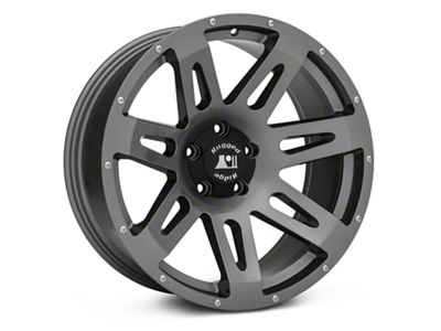 Rugged Ridge XHD Gun Metal Gray Wheels (07-18 Jeep Wrangler JK)