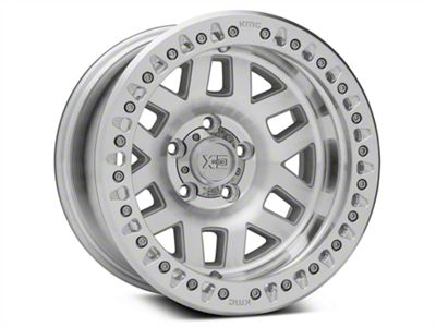 XD Machete Crawl Machined Wheels (07-18 Jeep Wrangler JK; 2018 Jeep Wrangler JL)