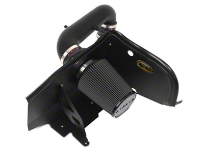 Airaid Cold Air Dam Intake w/ SynthaMax Dry Filter (91-95 4.0L Jeep Wrangler TJ)