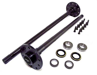 Alloy USA 30 Spline Dana 44 Rear Axle Kit (97-06 Jeep Wrangler TJ w/ Dana 44)