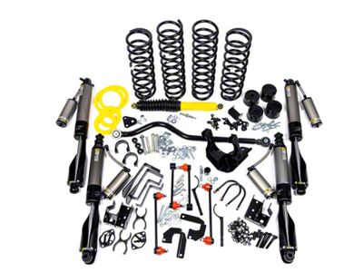 Old Man Emu 4 in. Suspension Lift Kit w/ BP-51 High Performance Bypass Shocks (07-18 Jeep Wrangler JK)
