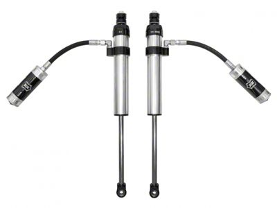 ICON Vehicle Dynamics V.S. 2.5 Series Front Remote Reservoir Shocks for 4.5 in. Lift (07-18 Jeep Wrangler JK)