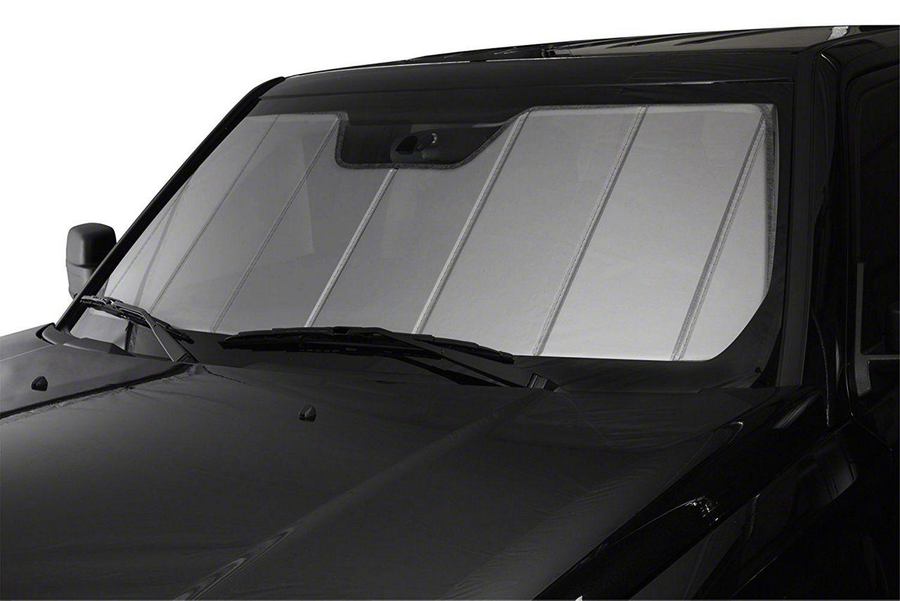 Covercraft UVS100 Custom Sunscreen - Silver (97-06 Jeep Wrangler TJ)