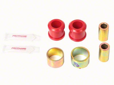 Rugged Ridge Polyurethane Front Track Bar Bushing Kit (07-18 Jeep Wrangler JK)