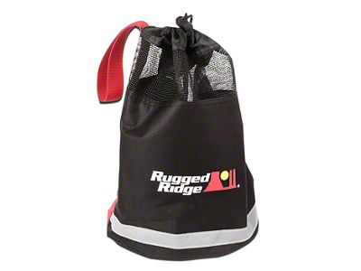 Rugged Ridge Cinch Bag for Kinetic Rope