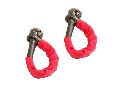 Rugged Ridge 7/16 in. Soft Rope Shackle - 7,500 lb. Limit