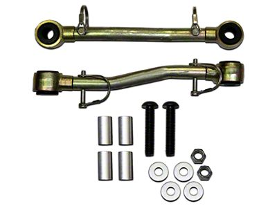 SkyJacker Front Sway Bar Extended Quick Disconnect End Links for 2-5 in. Lift (07-18 Jeep Wrangler JK)