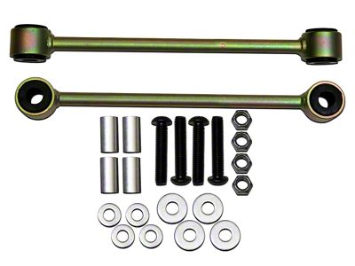 SkyJacker Rear Sway Bar Extended End Links for 2-3.5 in. Lift (07-18 Jeep Wrangler JK)