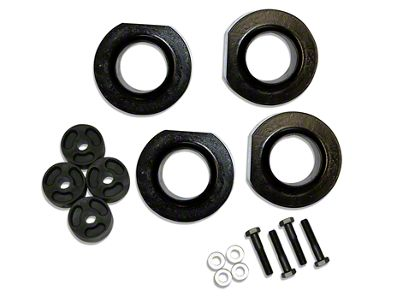 SkyJacker 2 in. Spacer Lift Kit w/ Shocks (97-06 Jeep Wrangler TJ)