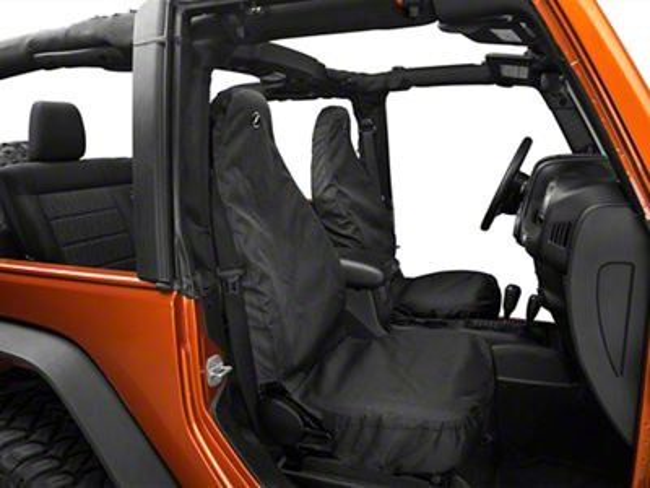 Corbeau Moab Protective Seat Saver (87-19 Jeep Wrangler YJ, TJ, JK & JL)