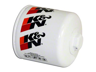 K&N Performance Gold Oil Filter (87-93 2.5L or 4.2L Jeep Wrangler YJ)