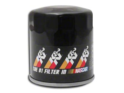 K&N Pro Series Oil Filter (03-06 2.4L Jeep Wrangler TJ; 07-11 3.8L Jeep Wrangler JK)