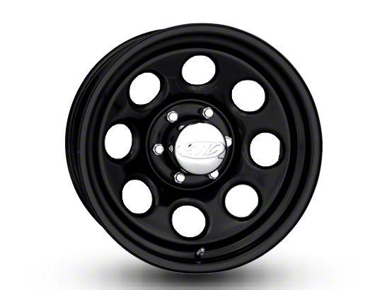 Raceline 81B Soft 8 Black Wheel - 17x9 (18-19 Jeep Wrangler JL)