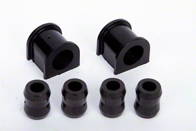 Daystar Front Sway Bar Bushings for 1-1/8 in. Swaybar (87-95 Jeep Wrangler YJ)