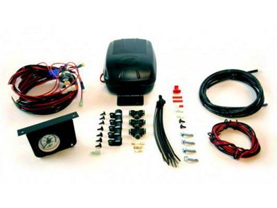 Air Lift Load Controller II Single Path Standard Duty On-Board Air System (97-18 Jeep Wrangler TJ & JK)