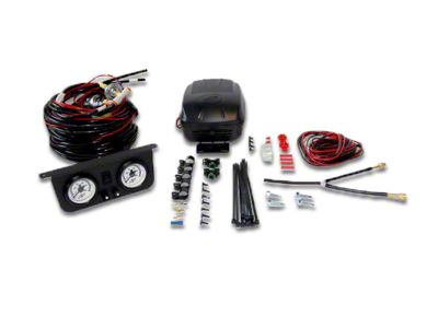 Air Lift Load Controller II Dual Path Standard Duty On-Board Air System (87-18 Jeep Wrangler YJ, TJ and JK)