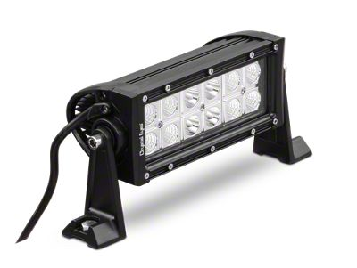 Alteon 7 in. 11 Series LED Light Bar - 60 Degree Flood Beam