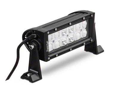 Alteon 7 in. 11 Series LED Light Bar - 30 & 60 Degree Flood Beam