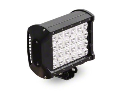 Alteon 7 in. 6 Series LED Light Bar - 60 Degree Flood Beam