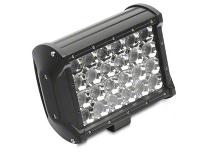 Alteon 7 in. 6 Series LED Light Bar - Flood/Spot Combo