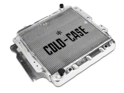 Cold Case Aluminum Performance Radiator (87-06 Jeep Wrangler YJ & TJ)