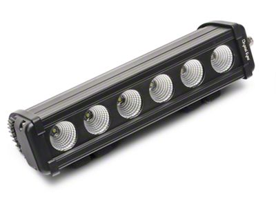 Alteon 12 in. 8 Series LED Light Bar - 60 Degree Flood Beam