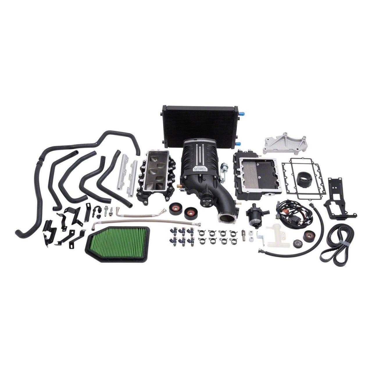 Edelbrock E-Force Stage 1 Street Supercharger Kit w/ Tuner (15-16 Jeep Wrangler JK)