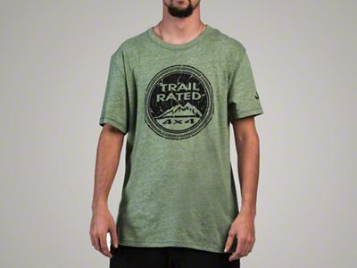 Men's Vintage Trail Rated T-Shirt