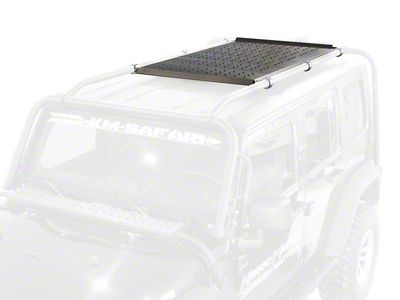 Kargo Master MOD-RAK Stealth Kit for Congo Pro Cages (07-18 Jeep Wrangler JK)