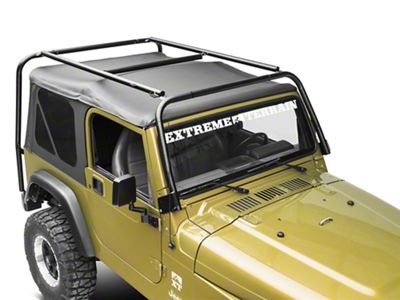 Garvin Adventure Rack (97-06 Jeep Wrangler TJ)