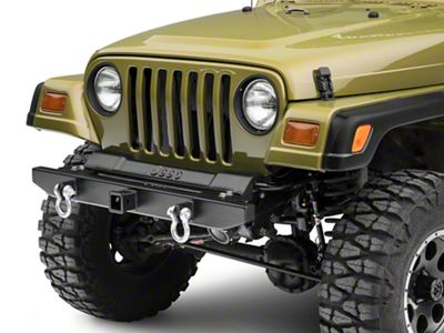 Garvin ATS Series 44 in. Front Bumper (97-06 Jeep Wrangler TJ)