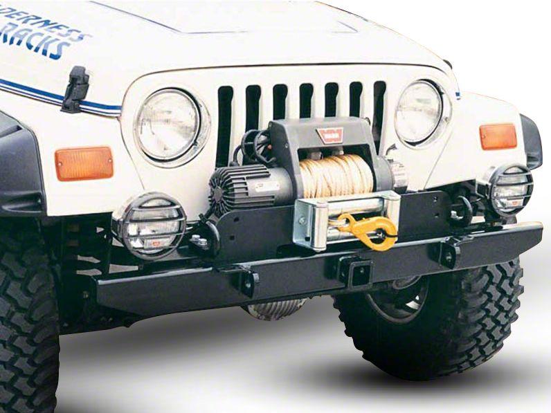 Garvin ATS Series 54 in. Front Bumper (87-95 Jeep Wrangler YJ)