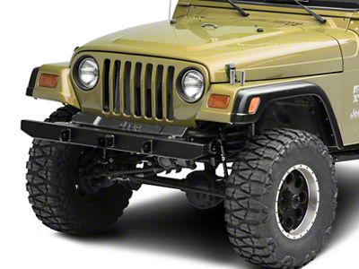 Garvin ATS Series 54 in. Front Bumper (97-06 Jeep Wrangler TJ)