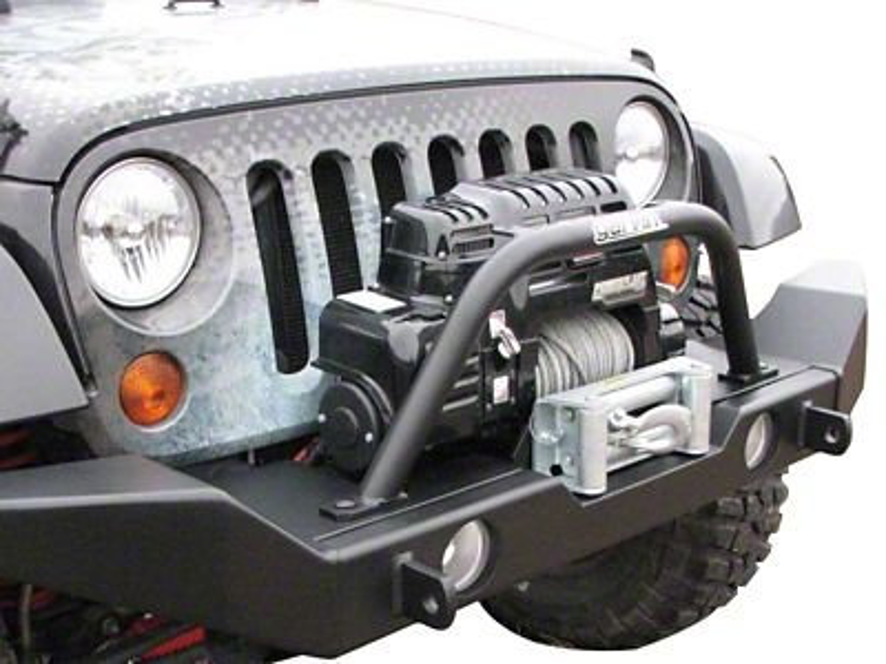 Garvin G2 Series Full Width Front Bumper (07-18 Jeep Wrangler JK)