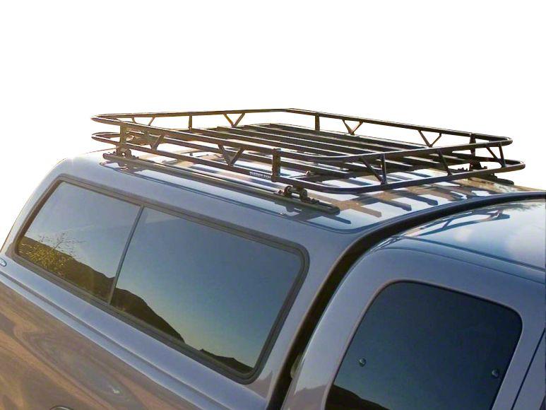 Garvin Off-Road Series Track Rack (04-06 Jeep Wrangler TJ Unlimited)