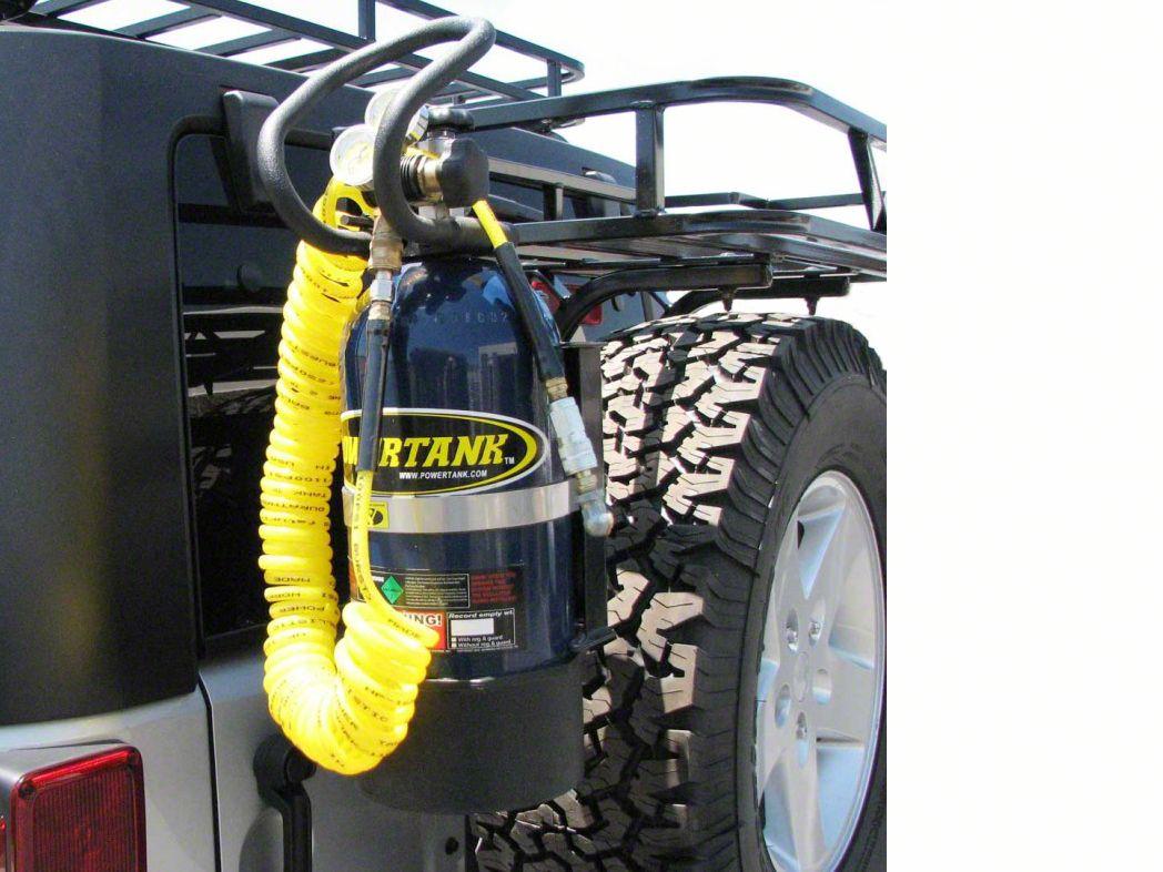Garvin G2 Series Can Holder (97-06 Jeep Wrangler TJ)
