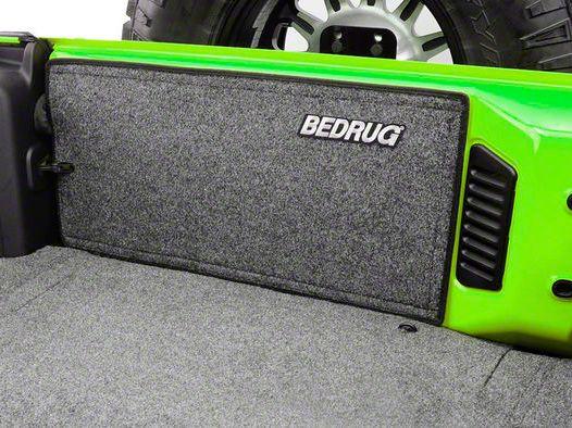 BedRug Tailgate Liner (97-06 Jeep Wrangler TJ)